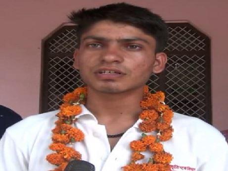 हरियाणा के पलवल जिले के अजय जाखड़ ने फतेह की फ्रेंडशिप पीक