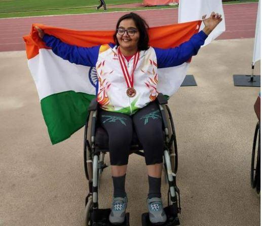 हरियाणा की बेटी एकता भ्याण ने ट्यूनीशिया में पैरा एथलेक्टिस में जीता गोल्ड व ब्रॉन्ज मेडल