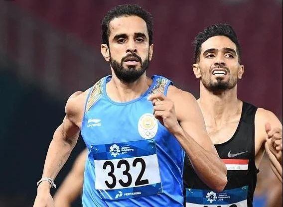एशियन गेम्स-2018 में नरवाना के मनजीत चहल ने 800 मीटर दौड़ में जीता एतिहासिक गोल्ड