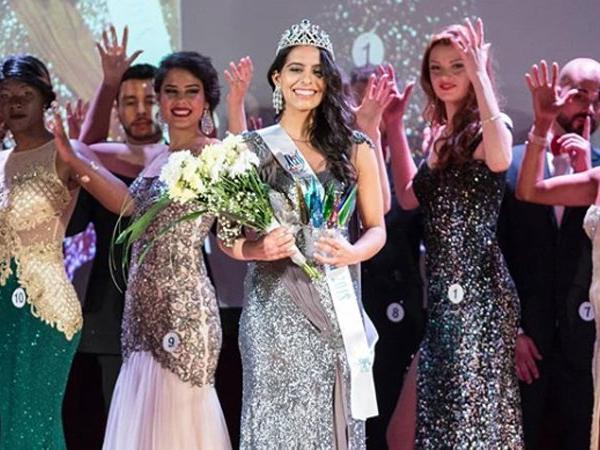 Haryana's Nishtha Dudeja wins Miss Deaf Asia 2018 title